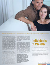 Individuals of Wealth Brochure