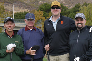 California United Bank Charity Golf Tournament
