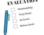 At Level Evaluation Graphic